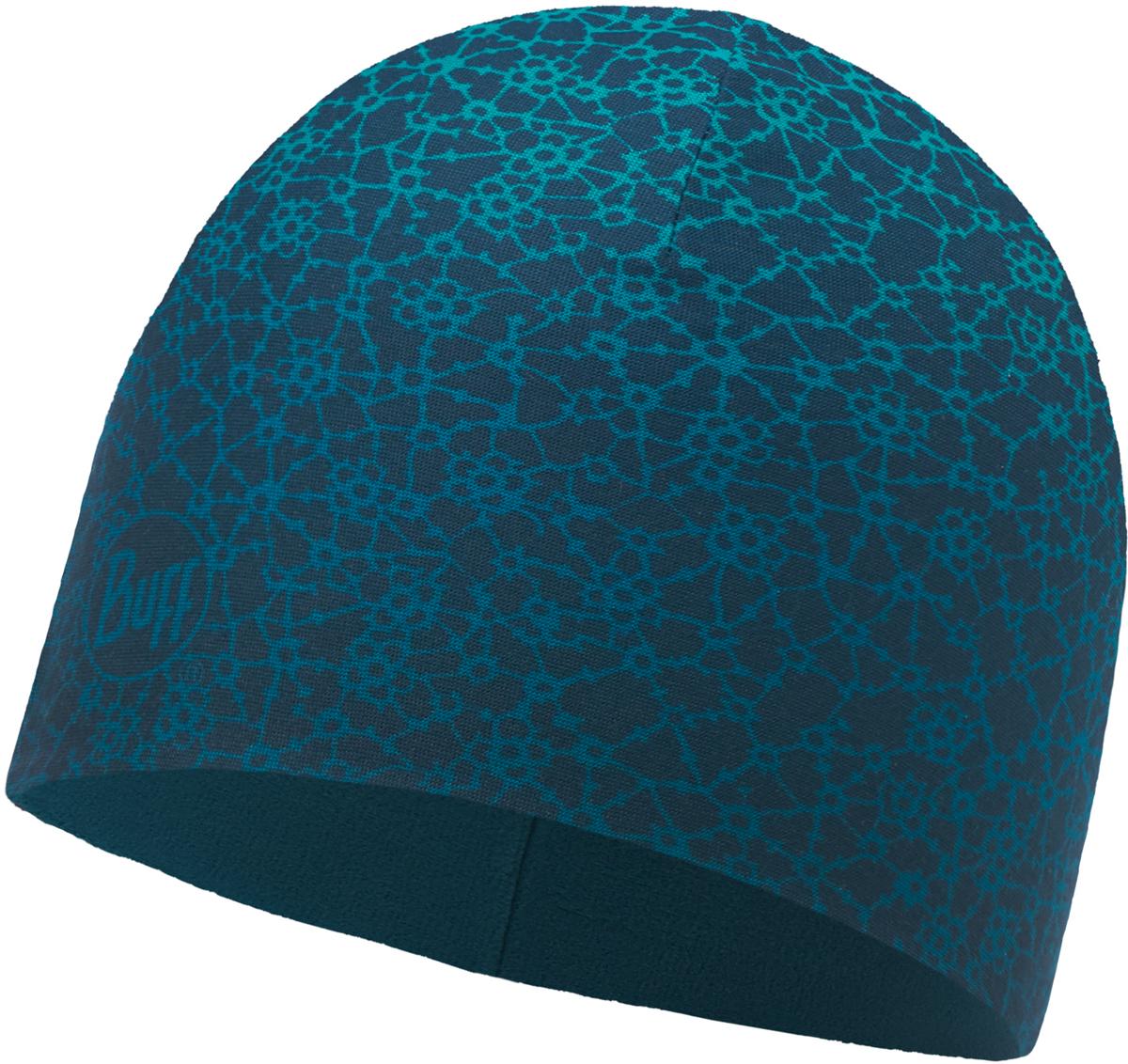 Шапка Buff Polar, цвет: бирюзовый. 115360.718.10.00. Размер универсальный115360.718.10.00Шапка Buff Polar в холодную погоду поддерживает нормальную температуру тела и предотвращает потерю тепла, благодаря комбинации микрофибры и Polartec. Шапка является неотъемлемой частью зимней одежды.
