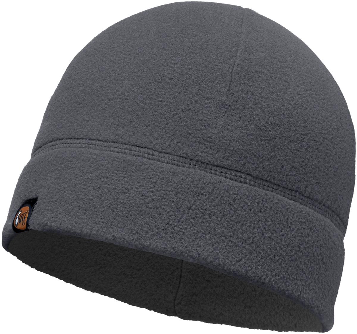 Шапка Buff Polar, цвет: темно-серый. 110929.937.10.00. Размер универсальный110929.937.10.00Шапка Buff Polar в холодную погоду поддерживает нормальную температуру тела и предотвращает потерю тепла, благодаря комбинации микрофибры и Polartec. Шапка является неотъемлемой частью зимней одежды.
