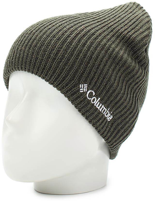 Шапка муж Columbia Whirlibird Watch Cap Beanie, цвет: хаки. 1185181-339. Размер универсальный1185181-339Данная модель шапки прекрасно подойдет для городской жизни и поездок за город. Модель оформлена вышитым логотипом бренда.