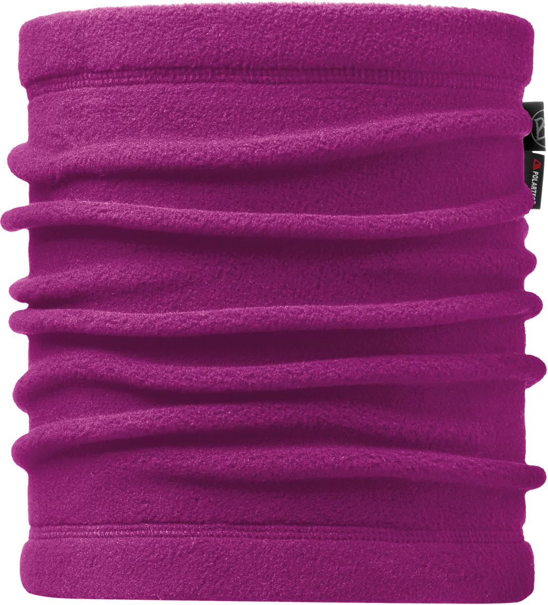 Шарф Buff Polar, цвет: фуксия. 113125.636.10.00. Размер универсальный113125.636.10.00Шапка Buff Polar в холодную погоду поддерживает нормальную температуру тела и предотвращает потерю тепла, благодаря комбинации микрофибры и Polartec. Шапка является неотъемлемой частью зимней одежды.