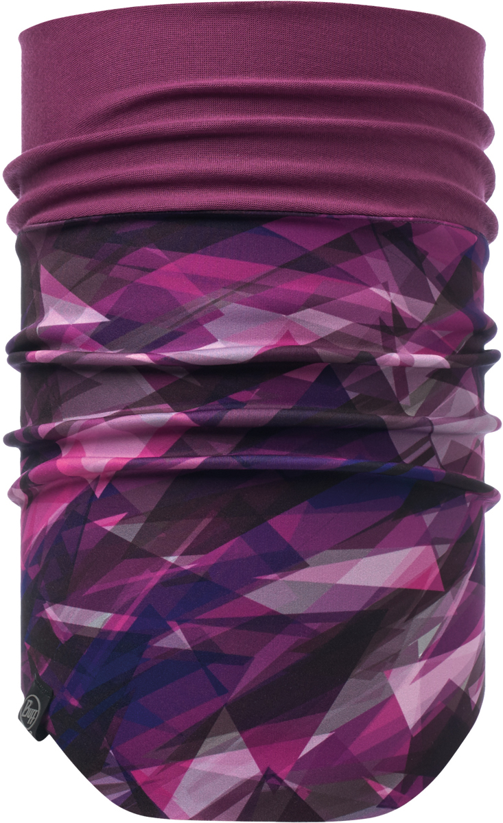 Шарф Buff Windproof, цвет: фиолетовый. 115376.606.10.00. Размер универсальный115376.606.10.00Шапка Buff Windproof в холодную погоду поддерживает нормальную температуру тела и предотвращает потерю тепла, благодаря комбинации микрофибры и Polartec. Шапка является неотъемлемой частью зимней одежды.