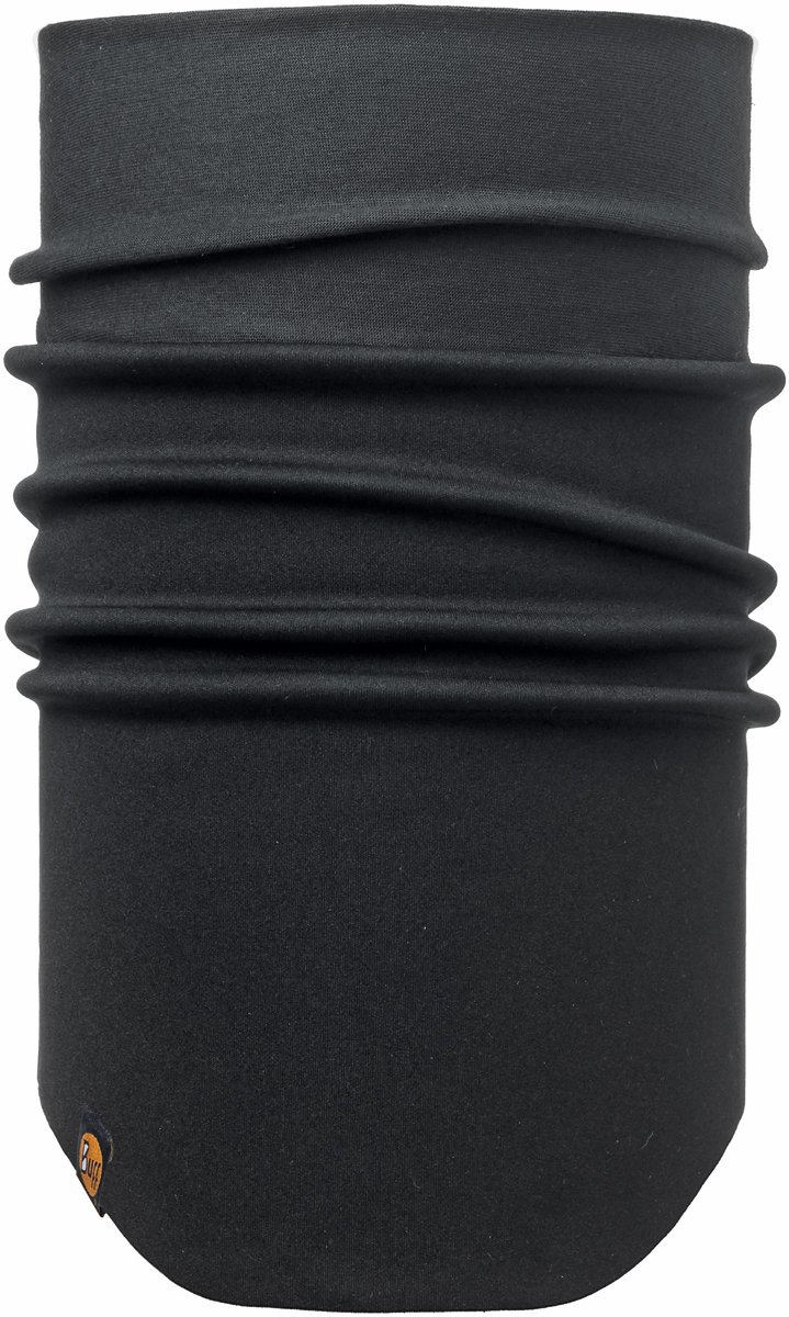 Шарф Buff Windproof, цвет: черный. 113243.999.10.00. Размер универсальный113243.999.10.00Шапка Buff Windproof в холодную погоду поддерживает нормальную температуру тела и предотвращает потерю тепла, благодаря комбинации микрофибры и Polartec. Шапка является неотъемлемой частью зимней одежды.