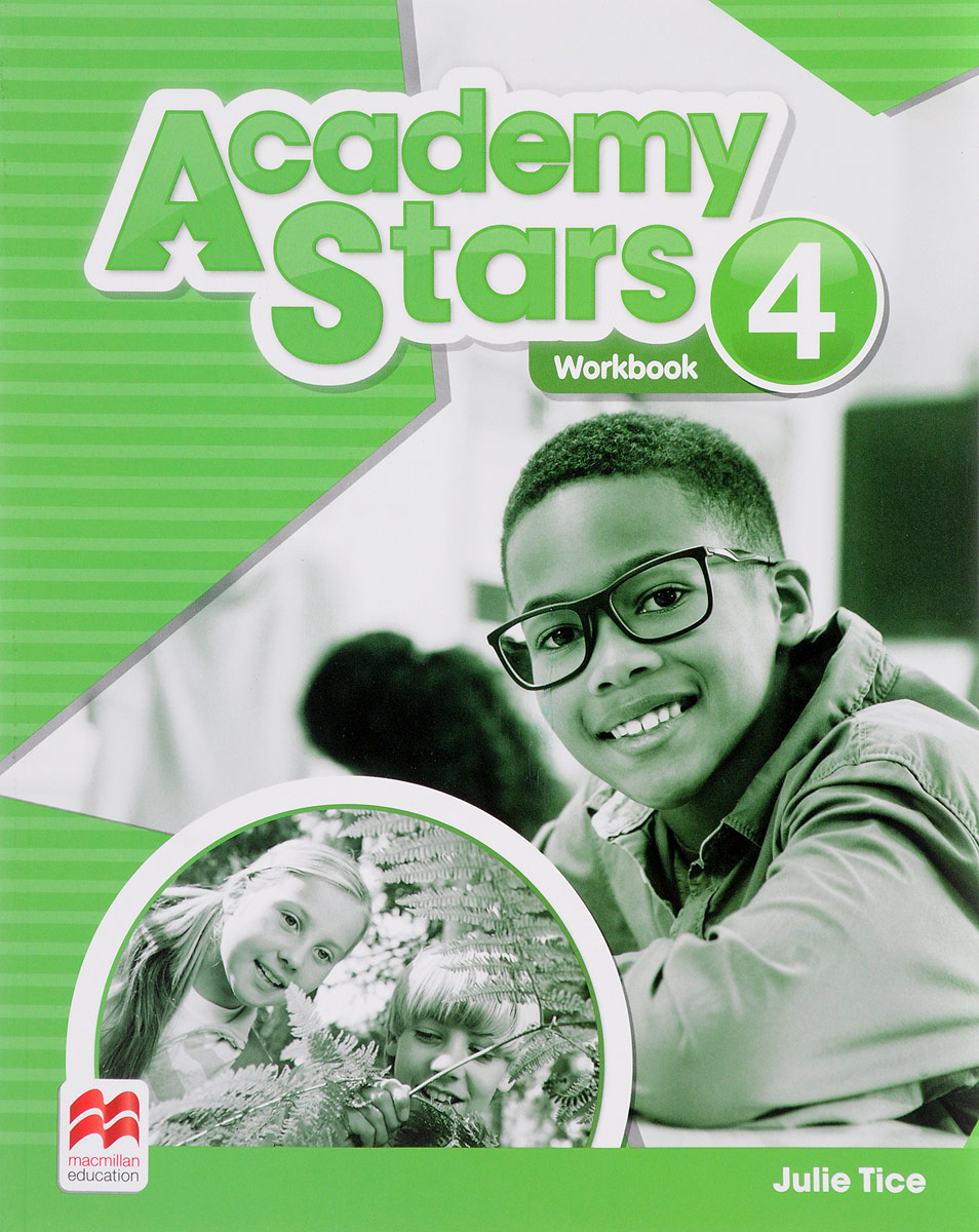 Academy Stars 4: Workbook: Level A1