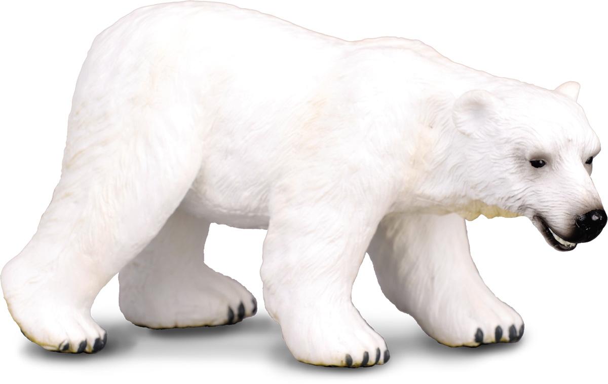 Collecta Фигурка Полярный медведь collecta павлин l collecta коллекта