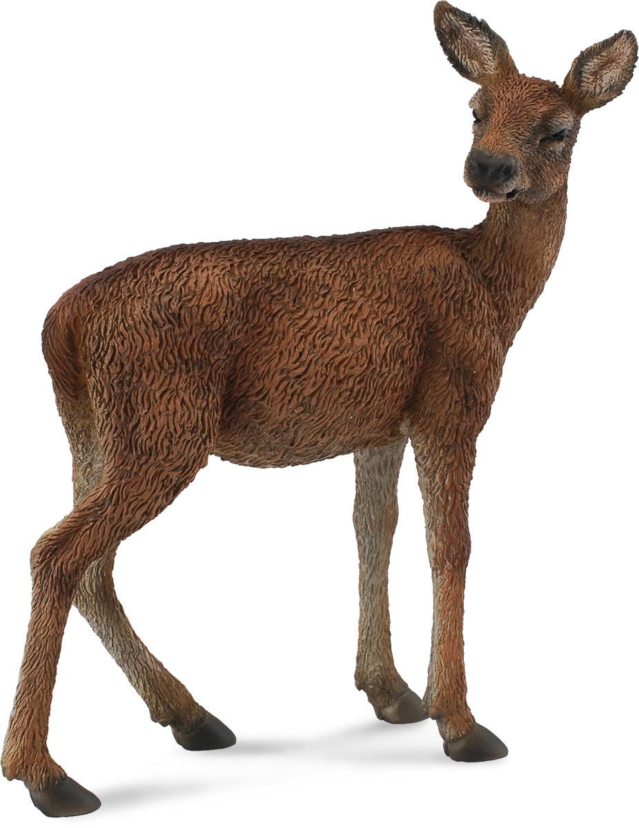 декоративная голова оленя paul Collecta Фигурка Самка оленя