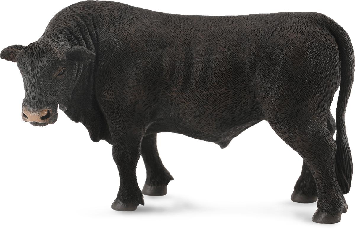 Collecta Фигурка Абердин-ангусский бык игровые фигурки gulliver collecta двугорбый верблюд l