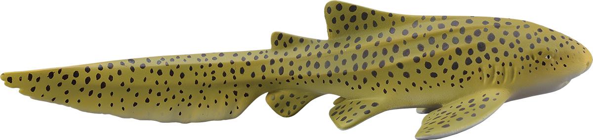 Collecta Фигурка Зебровая акула акула большая белая xl collecta
