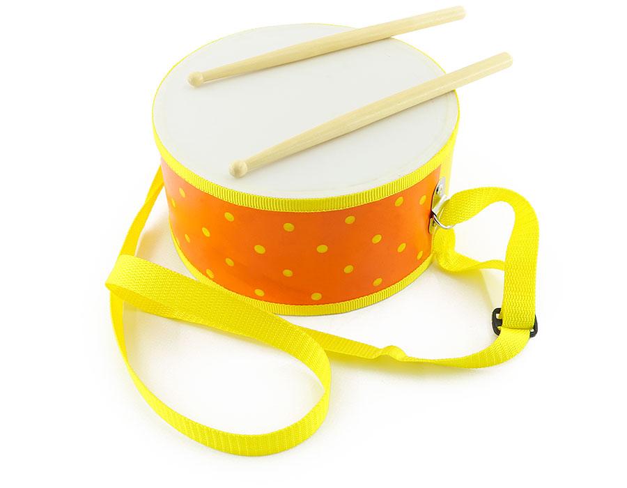 Игрушки из дерева Музыкальный инструмент Барабан 1 - Музыкальные инструменты