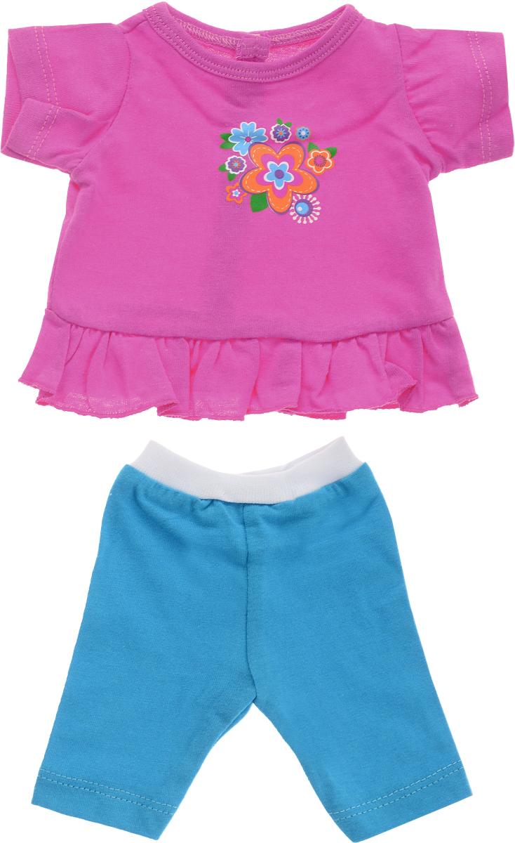 Mary Poppins Одежда для кукол Туника и леггинсы Цветочек