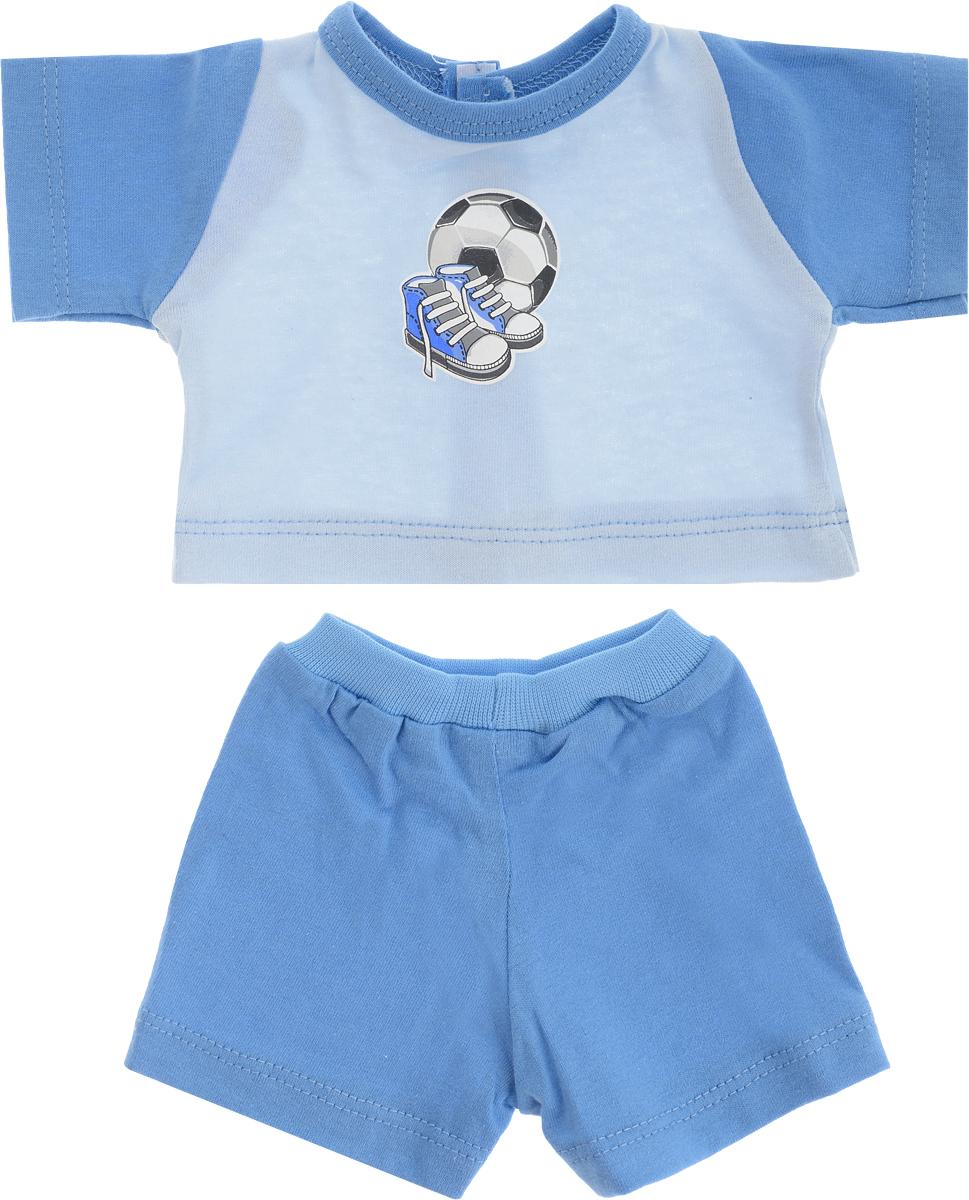 Mary Poppins Одежда для кукол Футболка и шорты Спорт