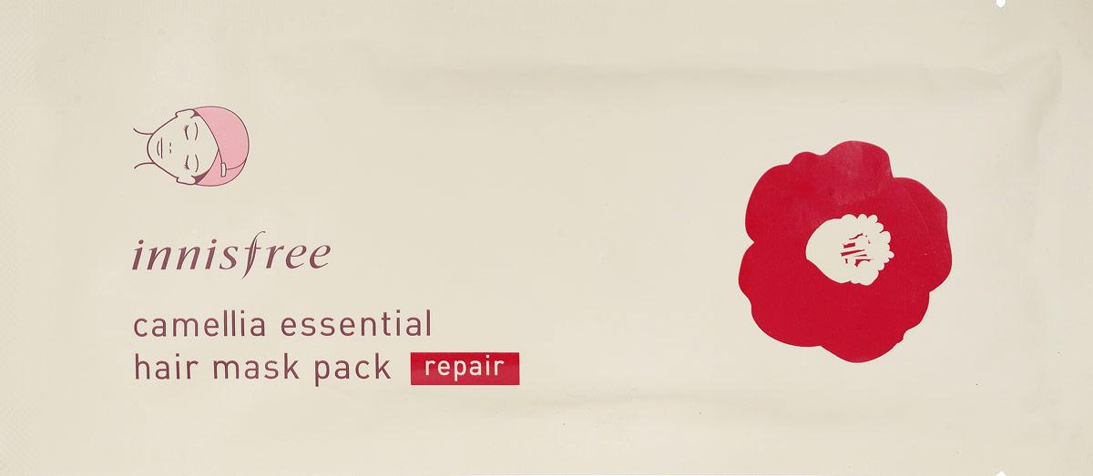 Innisfree Маска для волос с экстрактом камелии восстановление531660Активная маска-шапочка для SOS-восстановления поврежденных волос. Предназначена для ухода за поврежденными, окрашенными, ослебленными и потерявшими блеск и силу волосами. Основана на масле камели - которое питает кожу головы, укрепляет волосяной фолликул и придает волосу здоровый блеск по всей длине. Обладает регенерирующими и увлажняющими свойствами.