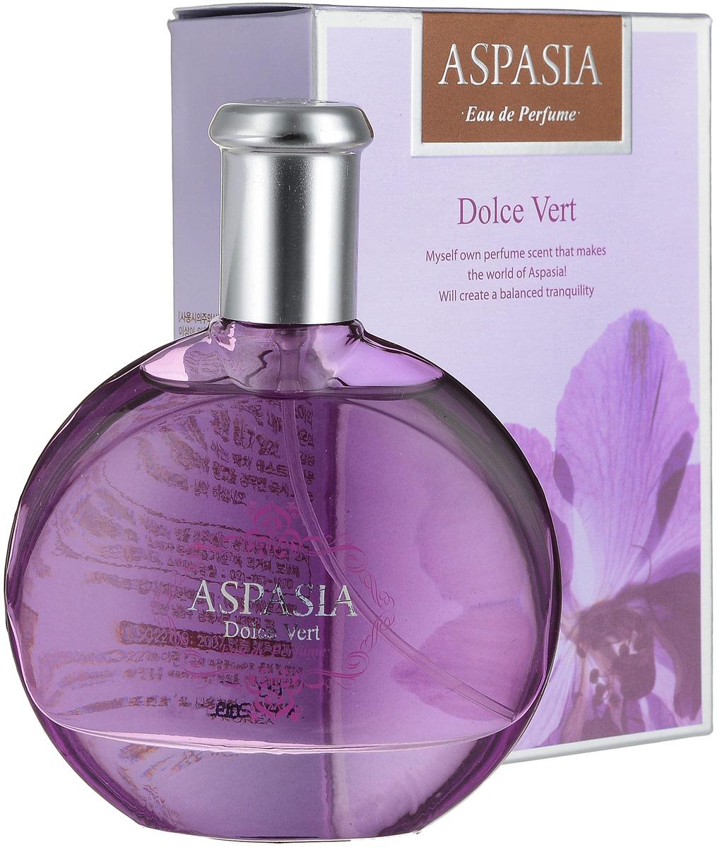 Aspasia туалетная вода, женская Eu de parfume Dolce Vert, 50 мл - Парфюмерия