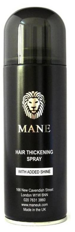 Аэрозольный камуфляж для волос Mane Grey (серый), 200 мл2719971Аэрозольный кератиновый камуфляж (загуститель) волос MANE (grey/серый) – инновационный продукт в области загустителей волос и камуфляжа участков поредения. Доведенная до совершенства формула сохранила все преимущества предшественников. Высокотехнологичные кератиновые волокна, состоящие из натурального кератина, нарезанные и обработанные таким образом, что они незаметно смешиваются с волосами, визуально увеличивая густоту и объем. Принципиальные отличия: отсутствие комков, т.к. волокна созданы из высокотехнологичных соединений, отсутствует эффект грязных волос, форма выпуска - аэрозоль. Используя загуститель, достаточно просто превратить жидкие прядки в густую шевелюру. Средство отлично маскирует проплешины, рубцы на коже, редкие проборы, небольшие залысины, также создает объем волосам. Продукт выпускается в разных оттенках, поэтому подобрать загуститель можно к любому натуральному цвету волос. Волосы обладают статическим электричеством, за счет этого волокна беспорядочно прилепляются к волосам, зрительно делая их гуще. Достаточно покрыть средством голову и через 10 секунд оценить результат: проблемных зон не будет видно. Плюсом аэрозольного загустителя является то, что состав наносится быстро и действует как 2 в 1: маскирует и закрепляет результат одновременно. Средство можно взять с собой в поездку и пользоваться им в любых обстоятельствах. Волокна достаточно хорошо прикрепляются к волосам, но все же специалисты рекомендуют дополнительно применять фиксирующие средства (лак для волос), чтобы еще сильнее закрепить загуститель. Подходит для применения как мужчинам так и женщинам, помогает в любой ситуации выглядеть достойно и чувствовать себя уверенно. Рекомендованное количество для единоразового использования - 0,5гр. Упаковка - баночка с пульверизатором 200гр.