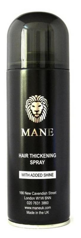 Аэрозольный камуфляж для волос Mane Hazel (орех), 200 мл001017Аэрозольный кератиновый камуфляж (загуститель) волос MANE (hazel/орех) – инновационный продукт в области загустителей волос и камуфляжа участков поредения. Доведенная до совершенства формула сохранила все преимущества предшественников. Высокотехнологичные кератиновые волокна, состоящие из натурального кератина, нарезанные и обработанные таким образом, что они незаметно смешиваются с волосами, визуально увеличивая густоту и объем. Принципиальные отличия: отсутствие комков, т.к. волокна созданы из высокотехнологичных соединений, отсутствует эффект грязных волос, форма выпуска - аэрозоль. Используя загуститель, достаточно просто превратить жидкие прядки в густую шевелюру. Средство отлично маскирует проплешины, рубцы на коже, редкие проборы, небольшие залысины, также создает объем волосам. Продукт выпускается в разных оттенках, поэтому подобрать загуститель можно к любому натуральному цвету волос. Волосы обладают статическим электричеством, за счет этого волокна беспорядочно прилепляются к волосам, зрительно делая их гуще. Достаточно покрыть средством голову и через 10 секунд оценить результат: проблемных зон не будет видно. Плюсом аэрозольного загустителя является то, что состав наносится быстро и действует как 2 в 1: маскирует и закрепляет результат одновременно. Средство можно взять с собой в поездку и пользоваться им в любых обстоятельствах. Волокна достаточно хорошо прикрепляются к волосам, но все же специалисты рекомендуют дополнительно применять фиксирующие средства (лак для волос), чтобы еще сильнее закрепить загуститель. Подходит для применения как мужчинам так и женщинам, помогает в любой ситуации выглядеть достойно и чувствовать себя уверенно. Рекомендованное количество для единоразового использования - 0,5гр. Упаковка - баночка с пульверизатором 200гр.