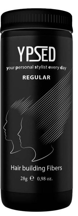 Камуфляж для волос Ypsed Regular Dark brown (темно-коричневый), 28 г171697Кератиновый камуфляж (загуститель) волос YPSED серия Regular (dark brown/темно-коричневый) – это высокотехнологичные кератиновые волокна, состоящие из натурального кератина, нарезанные и обработанные таким образом, что они незаметно смешиваются с волосами, визуально увеличивая густоту и объем. Используя загуститель, достаточно просто превратить жидкие прядки в густую шевелюру. Средство отлично маскирует проплешины, рубцы на коже, редкие проборы, небольшие залысины. Продукт выпускается в разных оттенках, поэтому подобрать загуститель можно к любому натуральному цвету волос. Волосы обладают статическим электричеством, за счет этого волокна беспорядочно прилепляются к волосам, зрительно делая их гуще. Достаточно покрыть средством голову и через 10 секунд оценить результат: проблемных зон не будет видно. Плюсом сухого загустителя является то, что это очень быстрый и наипростейший способ скрыть дефект прически, средство можно взять с собой в поездку и пользоваться им в любых обстоятельствах. Волокна достаточно хорошо прикрепляются к волосам, но все же специалисты рекомендуют дополнительно применять фиксирующие средства (лак для волос), чтобы еще сильнее закрепить загуститель. Подходит для применения как мужчинам так и женщинам, помогает в любой ситуации выглядеть достойно и чувствовать себя уверенно. Рекомендованное количество для единоразового использования - 0,5гр. Упаковка - баночка с дозатором (мини-сито) 28гр.