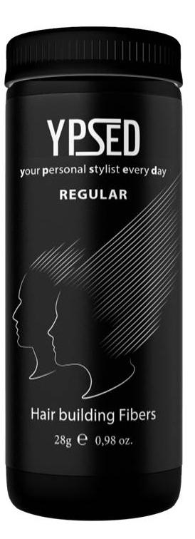 Камуфляж для волос Ypsed Regular Light brown (светло-коричневый), 28 г171710Кератиновый камуфляж (загуститель) волос YPSED серия Regular (light brown/светло-коричневый) – это высокотехнологичные кератиновые волокна, состоящие из натурального кератина, нарезанные и обработанные таким образом, что они незаметно смешиваются с волосами, визуально увеличивая густоту и объем. Используя загуститель, достаточно просто превратить жидкие прядки в густую шевелюру. Средство отлично маскирует проплешины, рубцы на коже, редкие проборы, небольшие залысины. Продукт выпускается в разных оттенках, поэтому подобрать загуститель можно к любому натуральному цвету волос. Волосы обладают статическим электричеством, за счет этого волокна беспорядочно прилепляются к волосам, зрительно делая их гуще. Достаточно покрыть средством голову и через 10 секунд оценить результат: проблемных зон не будет видно. Плюсом сухого загустителя является то, что это очень быстрый и наипростейший способ скрыть дефект прически, средство можно взять с собой в поездку и пользоваться им в любых обстоятельствах. Волокна достаточно хорошо прикрепляются к волосам, но все же специалисты рекомендуют дополнительно применять фиксирующие средства (лак для волос), чтобы еще сильнее закрепить загуститель. Подходит для применения как мужчинам так и женщинам, помогает в любой ситуации выглядеть достойно и чувствовать себя уверенно. Рекомендованное количество для единоразового использования - 0,5гр. Упаковка - баночка с дозатором (мини-сито) 28гр.