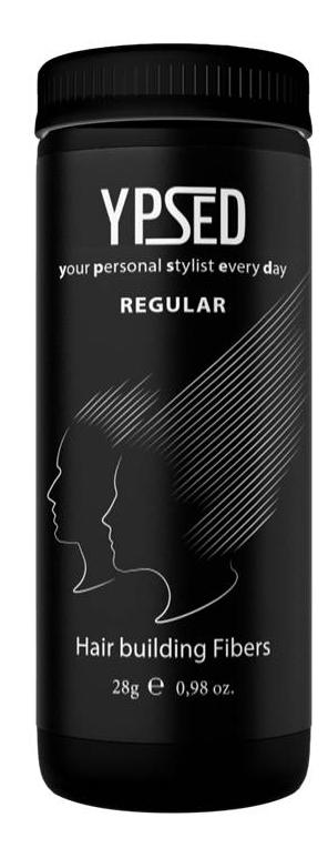 Камуфляж для волос Ypsed Regular Dark chocolate brown (темно-коричневый/шоколадный), 28 г211016Кератиновый камуфляж (загуститель) волос YPSED серия Regular (dark chocolate brown/темно-коричневый/шоколадный) – это высокотехнологичные кератиновые волокна, состоящие из натурального кератина, нарезанные и обработанные таким образом, что они незаметно смешиваются с волосами, визуально увеличивая густоту и объем. Используя загуститель, достаточно просто превратить жидкие прядки в густую шевелюру. Средство отлично маскирует проплешины, рубцы на коже, редкие проборы, небольшие залысины. Продукт выпускается в разных оттенках, поэтому подобрать загуститель можно к любому натуральному цвету волос. Волосы обладают статическим электричеством, за счет этого волокна беспорядочно прилепляются к волосам, зрительно делая их гуще. Достаточно покрыть средством голову и через 10 секунд оценить результат: проблемных зон не будет видно. Плюсом сухого загустителя является то, что это очень быстрый и наипростейший способ скрыть дефект прически, средство можно взять с собой в поездку и пользоваться им в любых обстоятельствах. Волокна достаточно хорошо прикрепляются к волосам, но все же специалисты рекомендуют дополнительно применять фиксирующие средства (лак для волос), чтобы еще сильнее закрепить загуститель. Подходит для применения как мужчинам так и женщинам, помогает в любой ситуации выглядеть достойно и чувствовать себя уверенно. Рекомендованное количество для единоразового использования - 0,5гр. Упаковка - баночка с дозатором (мини-сито) 28гр.