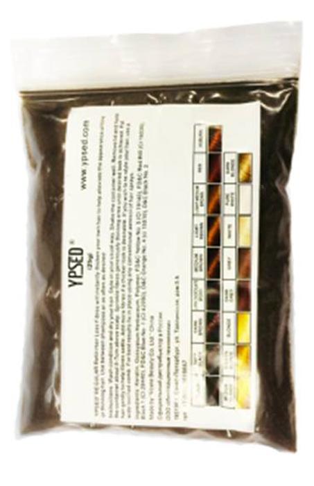 Камуфляж для волос Ypsed Regular Мedium brown (средне-коричневый), refill 25 г211153Кератиновый камуфляж (загуститель) волос YPSED серия Regular (medium brown/средне-коричневый) – это высокотехнологичные кератиновые волокна, состоящие из натурального кератина, нарезанные и обработанные таким образом, что они незаметно смешиваются с волосами, визуально увеличивая густоту и объем. Используя загуститель, достаточно просто превратить жидкие прядки в густую шевелюру. Средство отлично маскирует проплешины, рубцы на коже, редкие проборы, небольшие залысины. Продукт выпускается в разных оттенках, поэтому подобрать загуститель можно к любому натуральному цвету волос. Волосы обладают статическим электричеством, за счет этого волокна беспорядочно прилепляются к волосам, зрительно делая их гуще. Достаточно покрыть средством голову и через 10 секунд оценить результат: проблемных зон не будет видно. Плюсом сухого загустителя является то, что это очень быстрый и наипростейший способ скрыть дефект прически, средство можно взять с собой в поездку и пользоваться им в любых обстоятельствах. Волокна достаточно хорошо прикрепляются к волосам, но все же специалисты рекомендуют дополнительно применять фиксирующие средства (лак для волос), чтобы еще сильнее закрепить загуститель. Подходит для применения как мужчинам так и женщинам, помогает в любой ситуации выглядеть достойно и чувствовать себя уверенно. Рекомендованное количество для единоразового использования - 0,5гр. Упаковка - сменный блок 25гр. полиэтиленовый пакет, без дозатора. Средство пересыпается в старую упаковку для удобства нанесения.