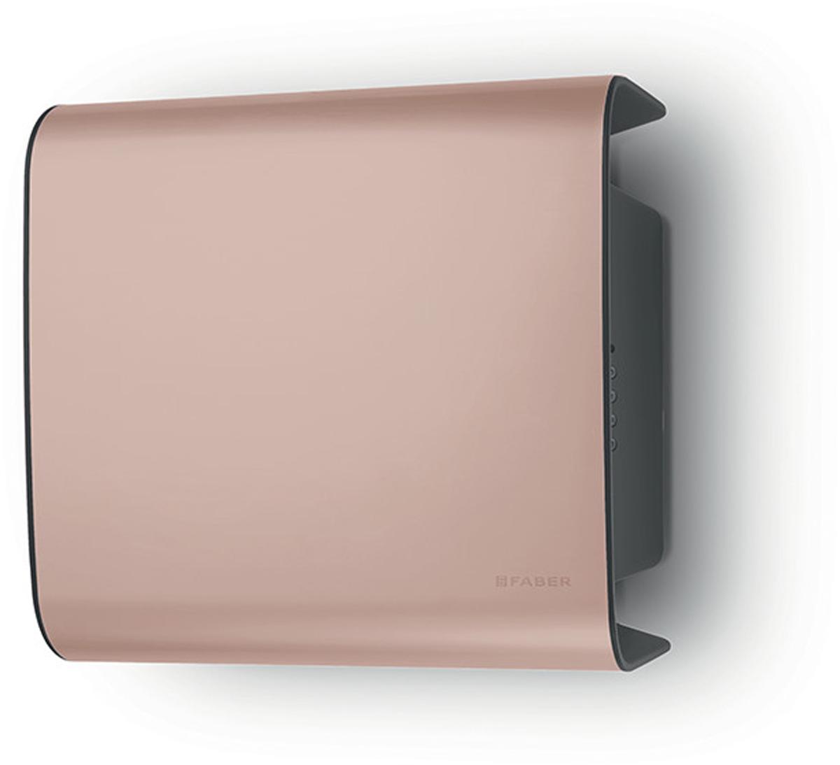 Faber Carre F42, Pink вытяжка110.0324.922