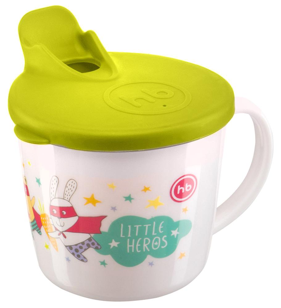 Happy Baby Чашка-поильник Мышка Мишка Зайчик от 8 месяцев ebulobo поильник мишка