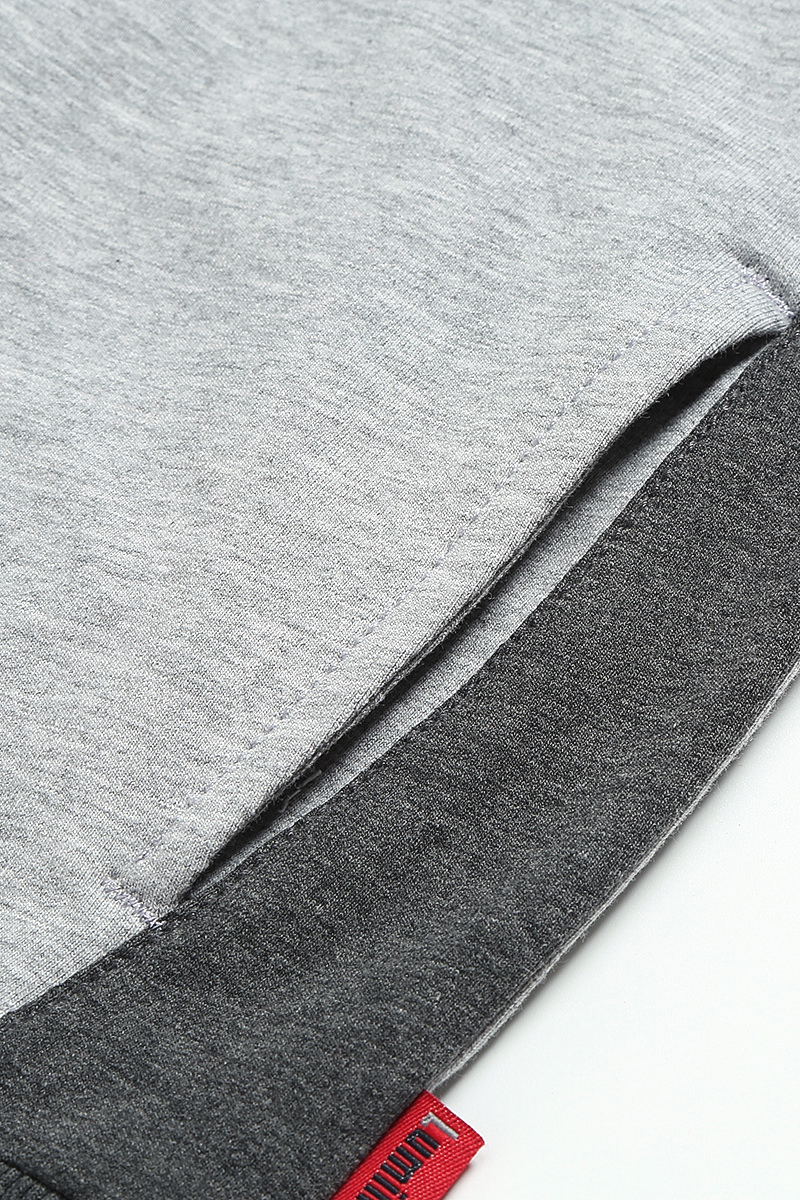 Толстовка для мальчика Luminoso, цвет:  серый.  737030.  Размер 134 Luminoso