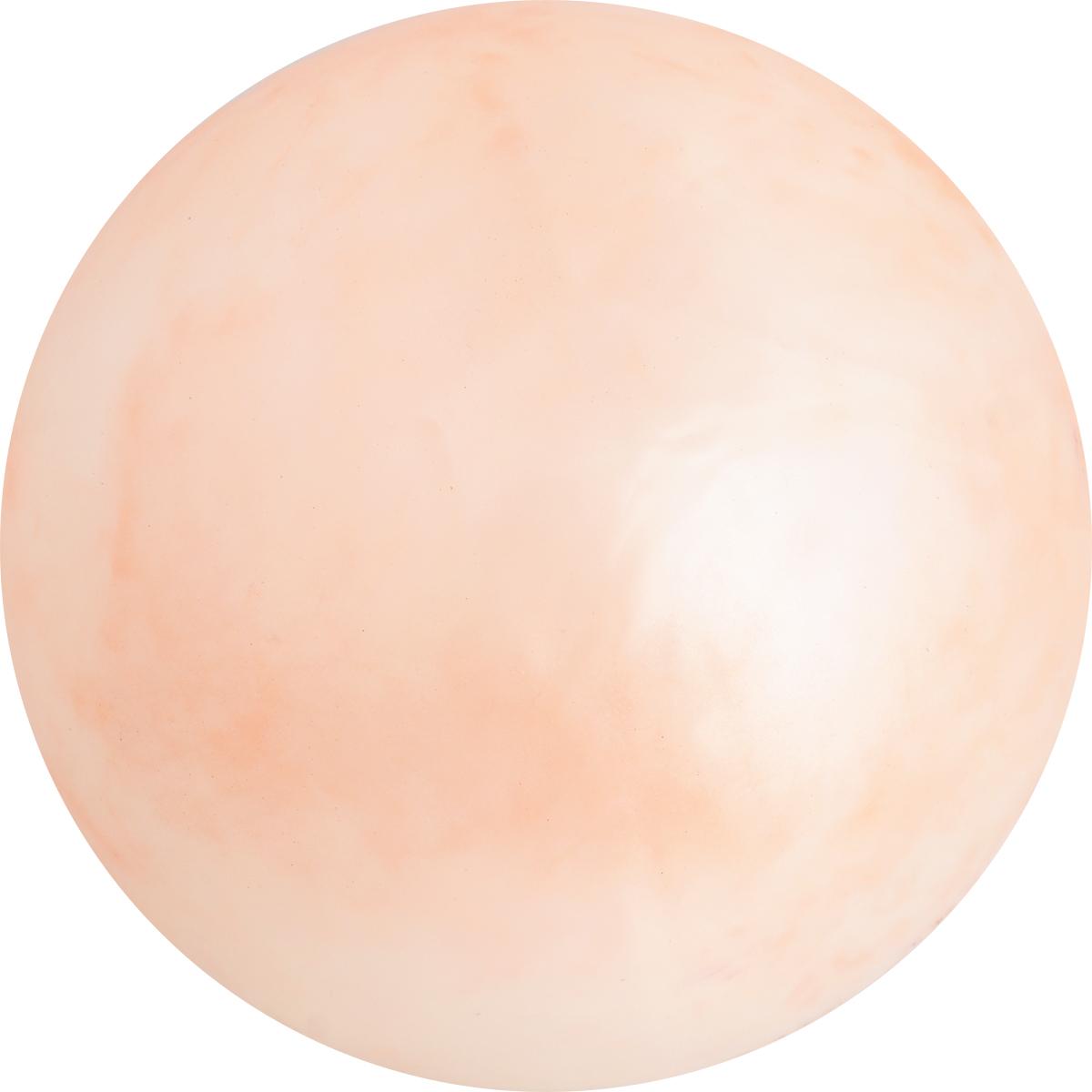 Забияка Мяч Слияние цвета цвет персиковый 20 см подарок малыша