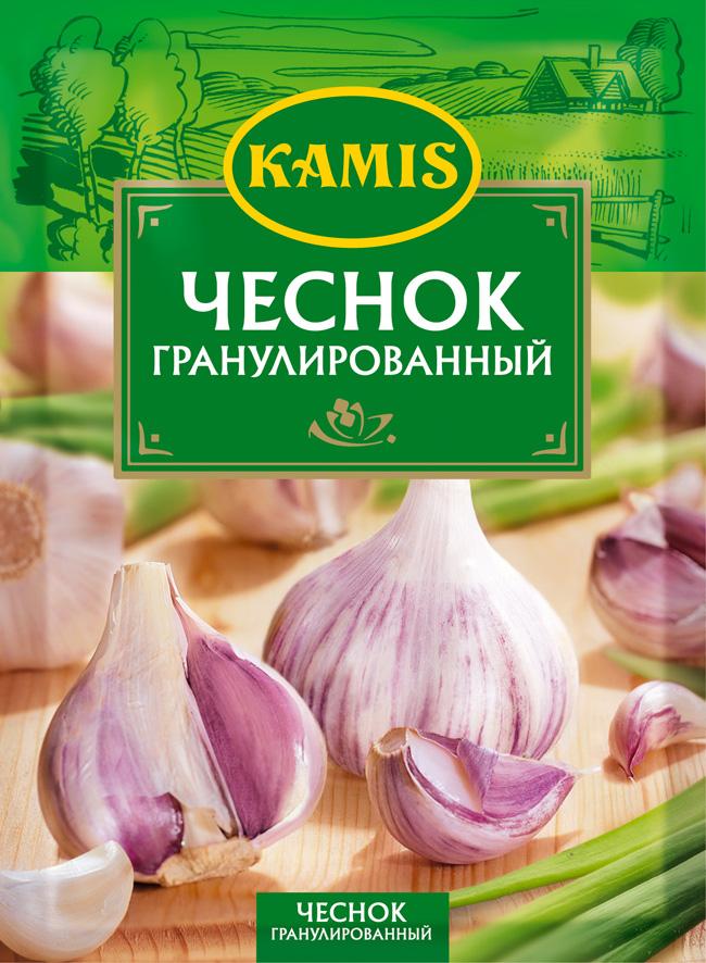 Kamis гранулированый чеснок, 25 гYA70-RВсегда чувствуется, когда еда приготовлена с любовью! Вдохновляйтесь продуктами Kamis, готовьте блюда, полные любви, и делитесь настоящими чувствами с самыми близкими.Чеснок гранулированный — это высушенные, очищенные и измельченные луковицы многолетнего травянистого растения из семейства амариллисовые. Аромат: характерный, острый. Вкус: острый, жгучий.