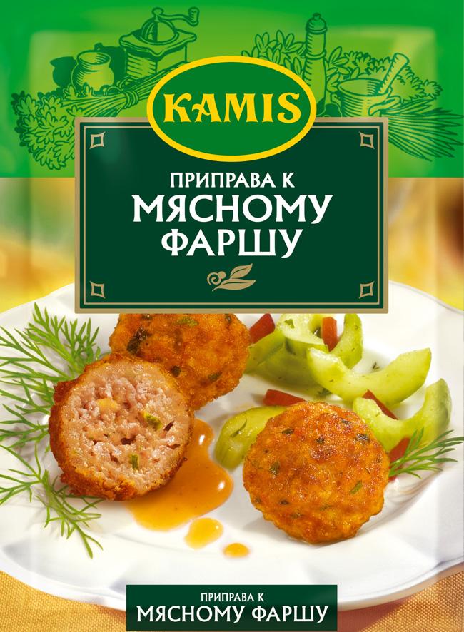 Kamis приправа к мясному фаршу, 20 гYA02-R