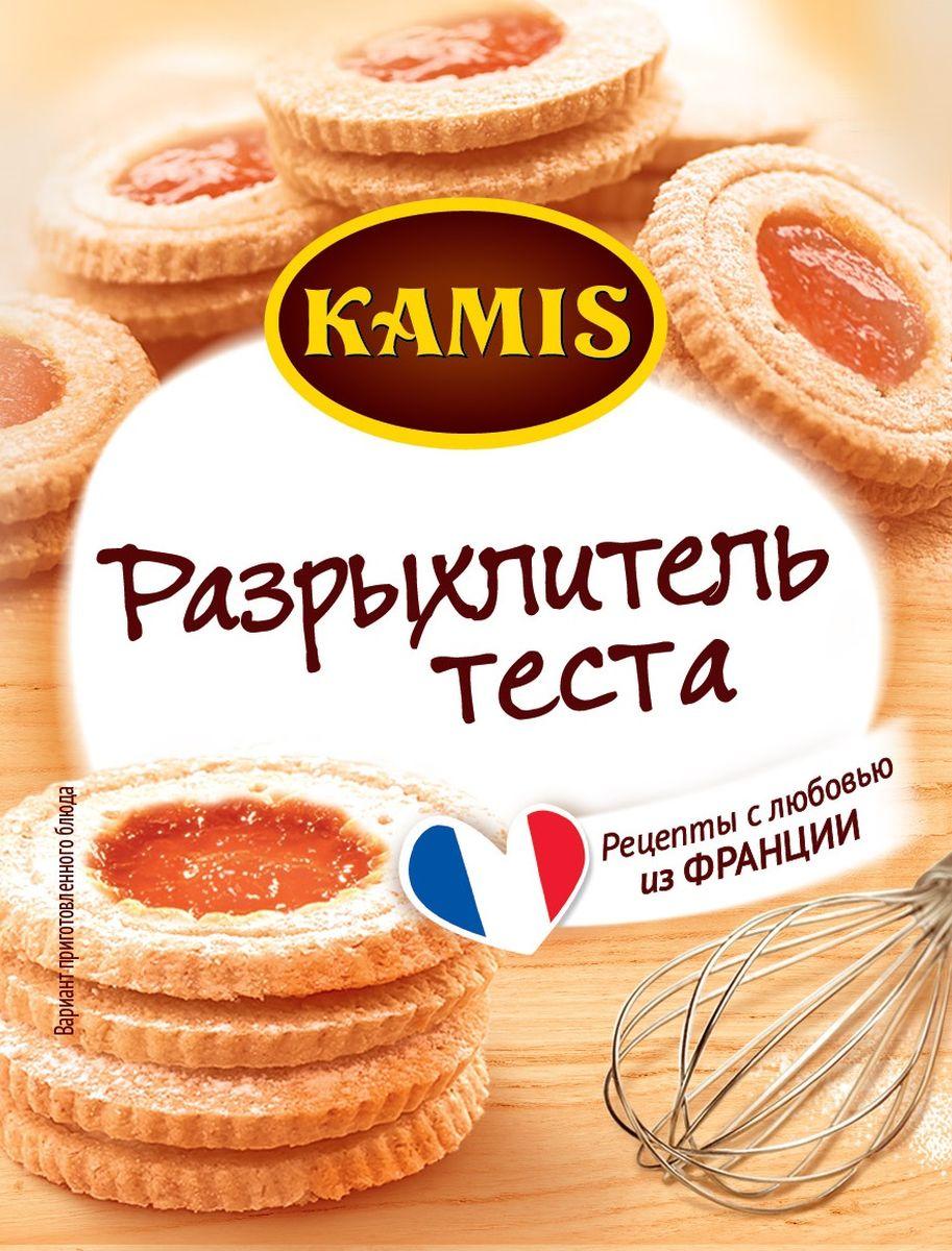 Kamis разрыхлитель теста, 39 шт по 10 г901311102