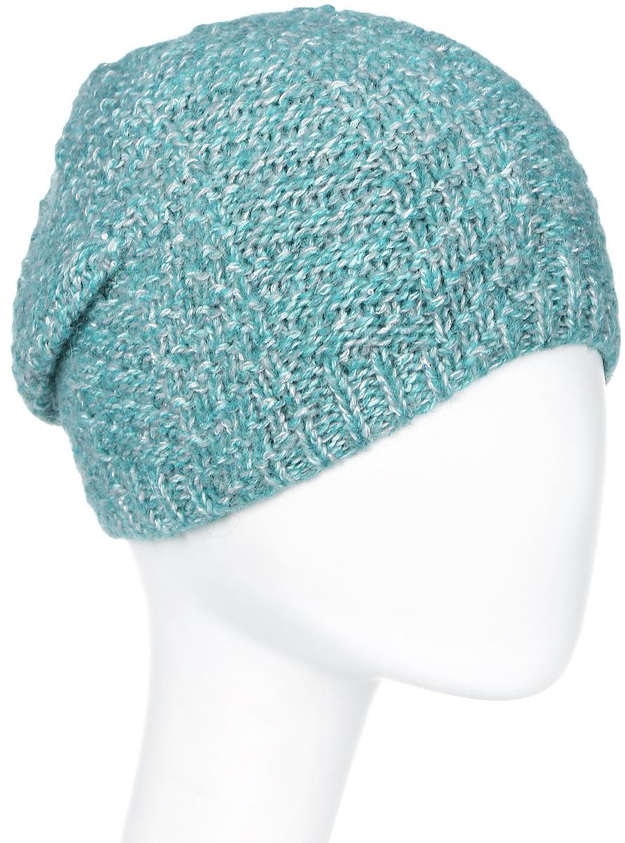 Шапка женская Snezhna, цвет: светло-зеленый. SWH7093/2. Размер 56/58SWH7093/2Стильная шапка Snezhna добавит уникальность вашему образу. Данная модель мягкая и комфортная на ощупь. Модель на флисе.Уважаемые клиенты!Размер, доступный для заказа, является обхватом головы.