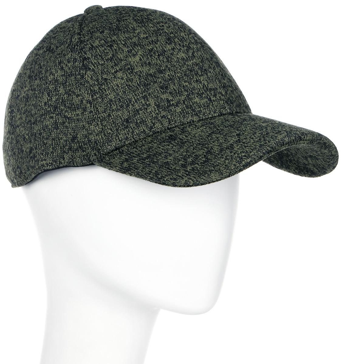 Бейсболка мужская Icepeak, цвет: зеленый. 858827872IV-572. Размер универсальный858827872IV-572