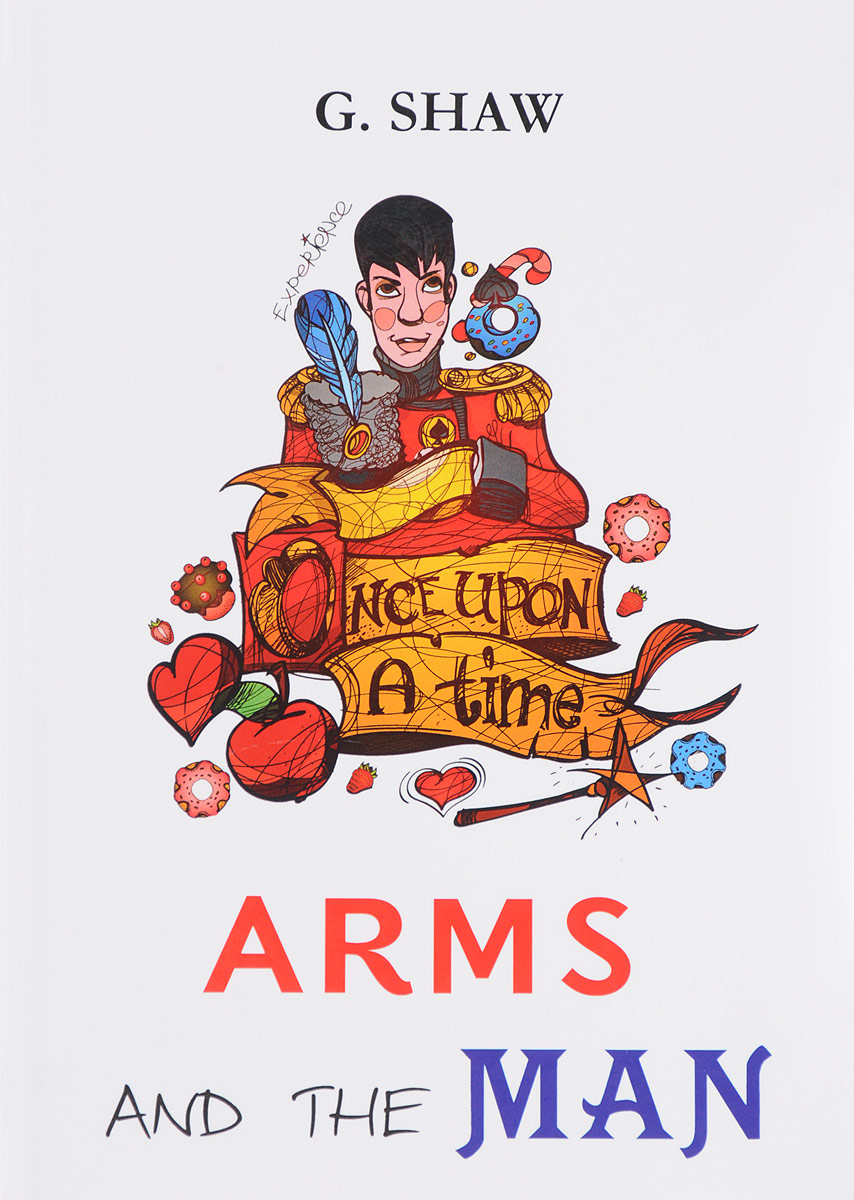 G. Shaw Arms and the Man все цены