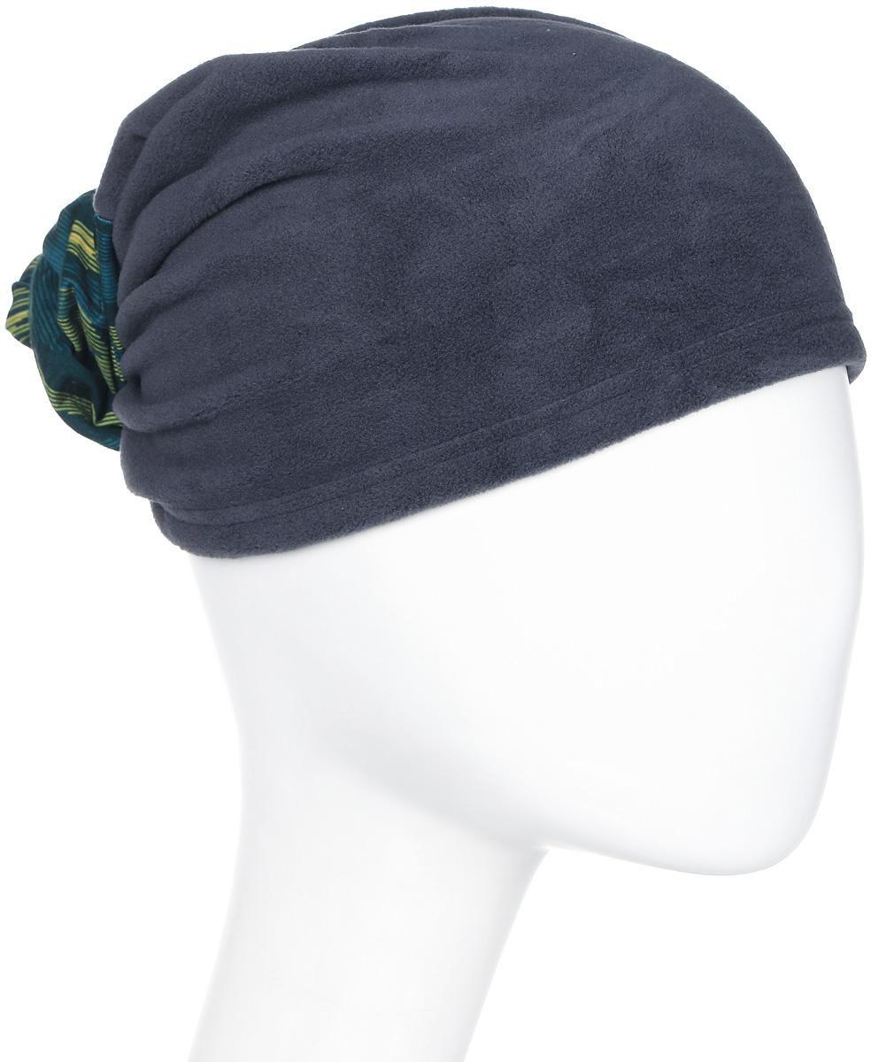 Шарф мужской Icepeak, цвет: зеленый, черный. 858905822IV-555. Размер универсальный858905822IV-555