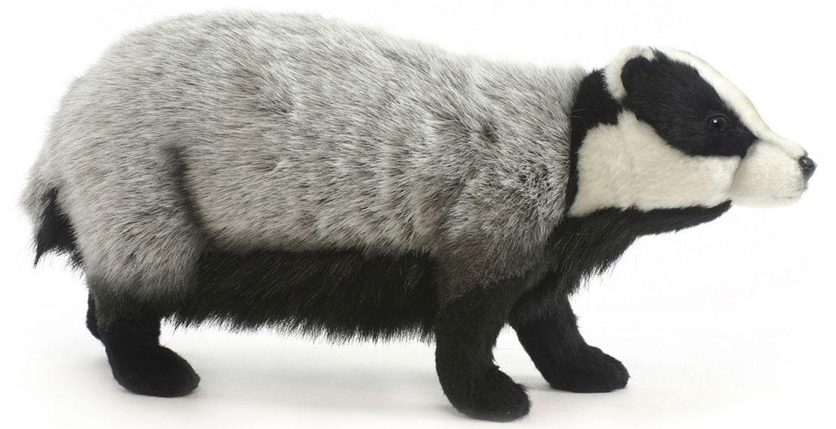 Hansa Мягкая игрушка Барсук европейский 44 см