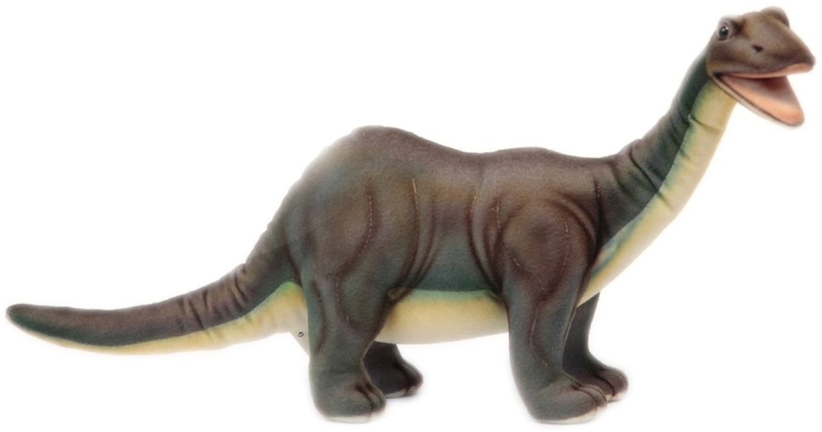 Hansa Мягкая игрушка Бронтозавр 45 см hansa смесительhansa polo 51442173 для ванны с душем