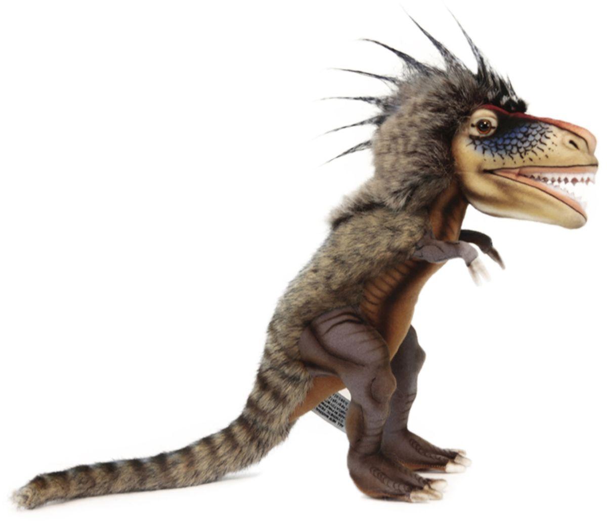 Hansa Мягкая игрушка Динозавр Ти-рекс 28 см elc динозавр ти рекс