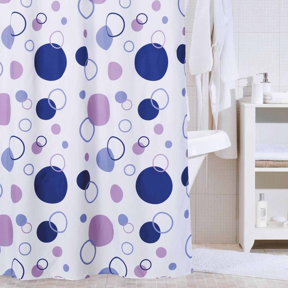 Штора для ванной Iddis Floating Balloon, цвет: мультиколор, 200 x 240 см240P24RI11Штора для ванной комнаты Iddis выполнена из быстросохнущего материала - 100% полиэстера, что обеспечивает прочность изделия и легкость ухода за ним.Материал шторы пропитан специальным водоотталкивающим составом Waterprof.Изделие изготовлено из экологически-чистого материала, оно обладает высокой степенью гигиеничности, не вызывает аллергических реакций.Штора имеет 12 металлических люверсов и утяжеляющую нить. В комплекте: штора и кольца.