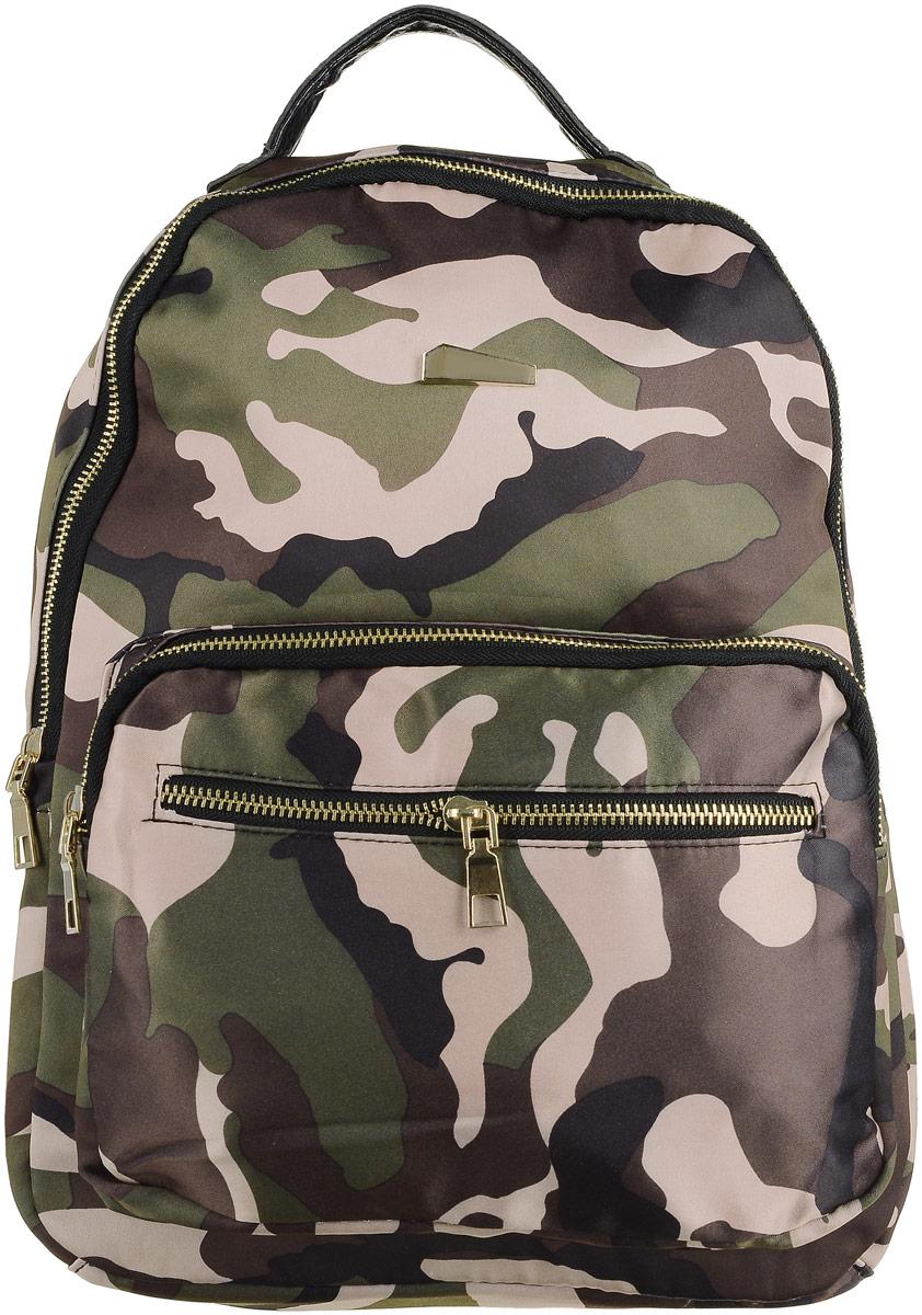Рюкзак для мальчика Vitacci, цвет: коричневый. 10000001101000000110