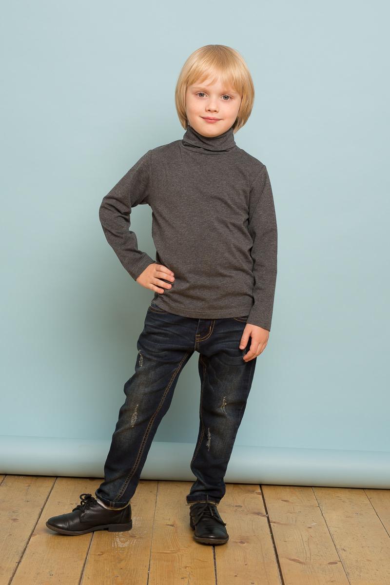 Джинсы для мальчика Sweet Berry, цвет: темно-синий. 733040. Размер 110733040Модные джинсы для мальчика от Sweet Berry декорированы оригинальной варкой и потертостями. Застегиваются на молнию и пуговицу. Шлевки на поясе рассчитаны под ремень. В боковой части пояса находятся вшитые эластичные ленты, регулирующие посадку по талии. Зауженный крой, средняя посадка.