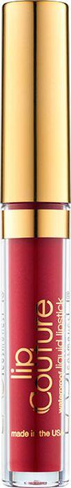 Матовая жидкая помада для губ водостойкая LASplash Lip Couture Liquid Lipstick Poison Apple, 3 мл14203Водостойкая помада Lip Couture Liquid Lipstick c матовым покрытием, не оставляющая следов. Инновационная формула наносится как жидкая помада и превращается в матовую при высыхании.