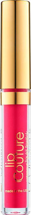 Матовая жидкая помада для губ водостойкая LASplash Lip Couture Liquid Lipstick Forbidden, 3 мл14205Водостойкая помада Lip Couture Liquid Lipstick c матовым покрытием, не оставляющая следов. Инновационная формула наносится как жидкая помада и превращается в матовую при высыхании.