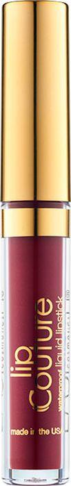 Матовая жидкая помада для губ водостойкая LASplash Lip Couture Liquid Lipstick Vampire, 3 мл14211Водостойкая помада Lip Couture Liquid Lipstick c матовым покрытием, не оставляющая следов. Инновационная формула наносится как жидкая помада и превращается в матовую при высыхании.