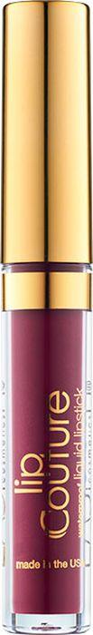 Матовая жидкая помада для губ водостойкая LASplash Lip Couture Liquid Lipstick Malevolent, 3 мл14216Водостойкая помада Lip Couture Liquid Lipstick c матовым покрытием, не оставляющая следов. Инновационная формула наносится как жидкая помада и превращается в матовую при высыхании.