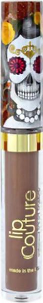 Матовая жидкая помада для губ водостойкая LASplash Lip Couture liquid lipstick DOD-Milagros (Nude Brown), 3 г14235Лимитированная коллекция Dia de los Muertos Lip Couture Liquid Lipstick от LASplash. Высокопигментированные металлические и матовые цвета коллекции представлены в шести оттенках, среди которых вы найдете идеальный оттенок для себя.Какая губная помада лучше. Статья OZON Гид