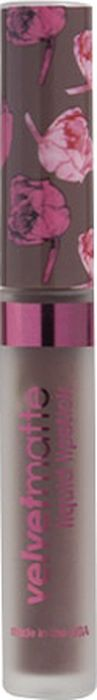 Матовая жидкая помада для губ LASpalsh Velvet Matte Forbitten Kiss Collection Souffle, 3 мл14621Коллекция жидких матовых помад VelvetMatte особых оттенков с авторской отдушкой и витамином Е для безупречной матовости без ощущения сухостиКакая губная помада лучше. Статья OZON Гид