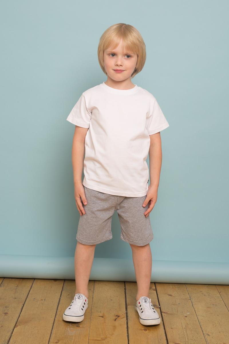 Шорты для мальчика Sweet Berry, цвет: темно-серый. 733119. Размер 98