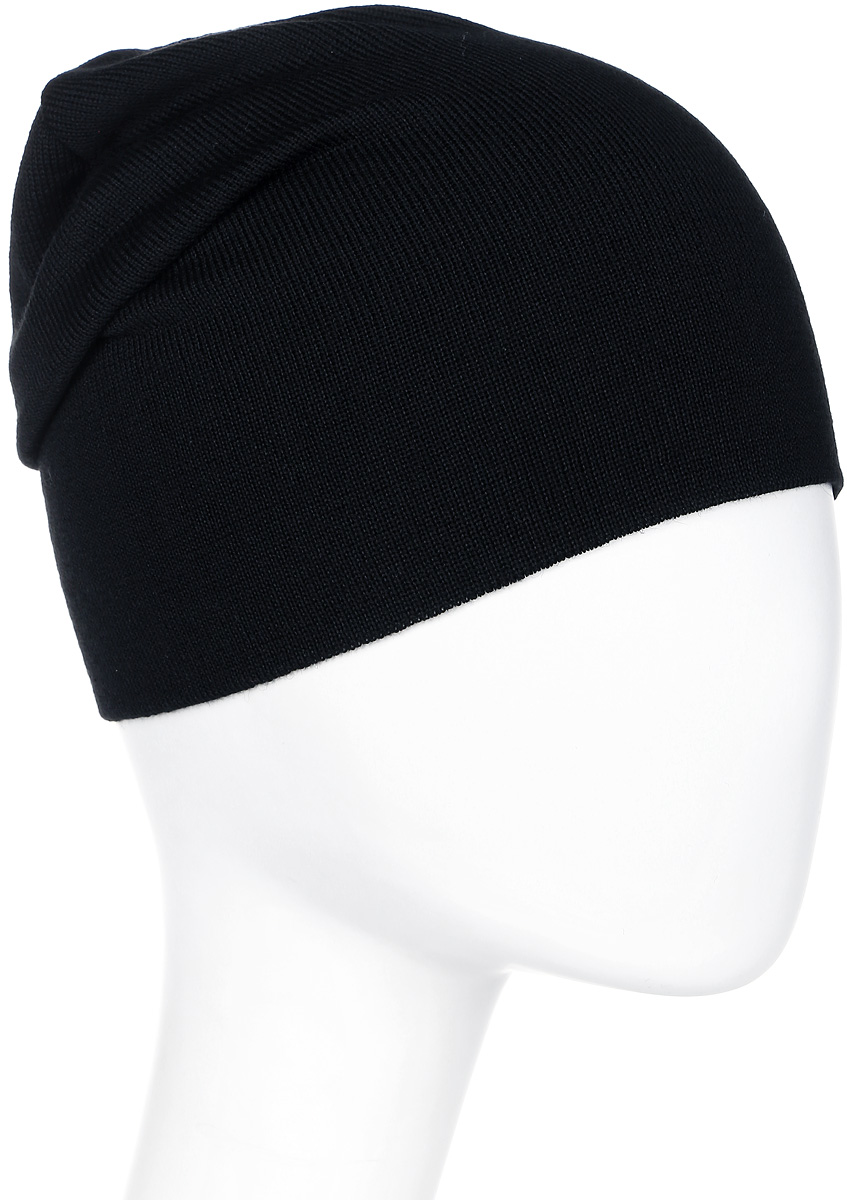 Шапка Rukka, цвет: черный. 878720200RV-990. Размер M (56/58)878720200RV-990Шапка Rukka выполнена из высококачественного материала. Теплая шапка отлично подойдет для активного отдыха. Модель оформлена логотипом бренда.