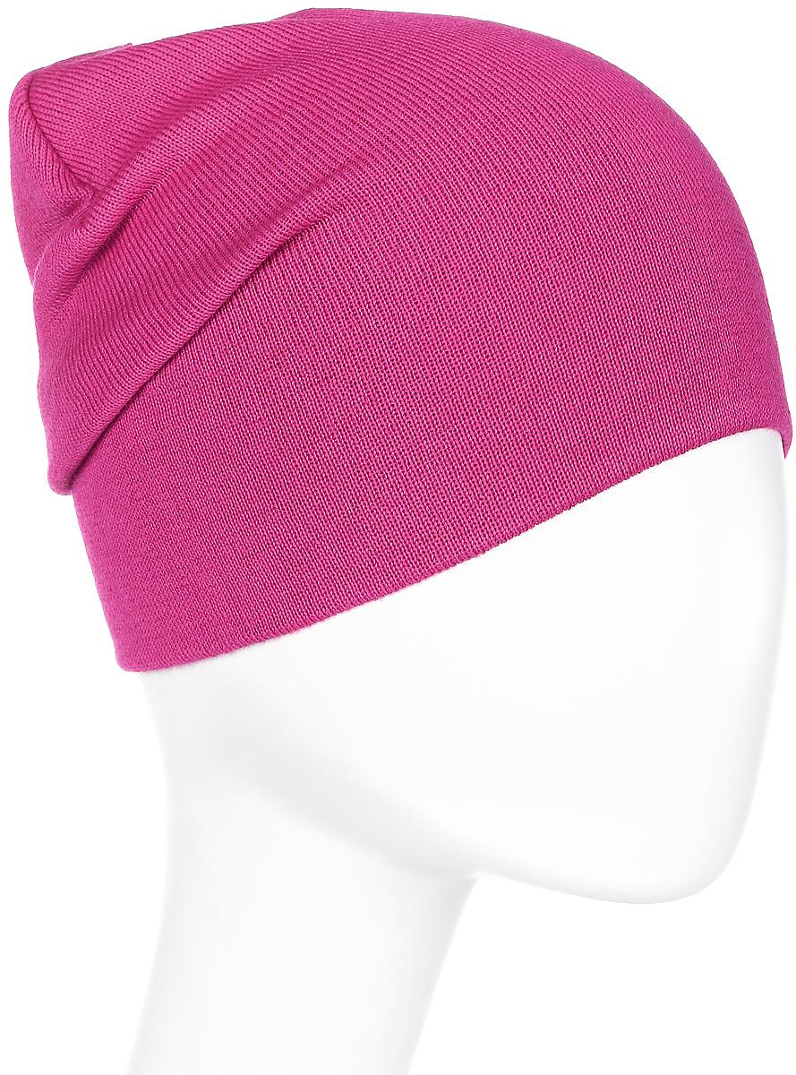 Шапка Rukka, цвет: розовый. 878720200RV-626. Размер M (56/58)878720200RV-626Шапка Rukka выполнена из высококачественного материала. Теплая шапка отлично подойдет для активного отдыха. Модель оформлена логотипом бренда.