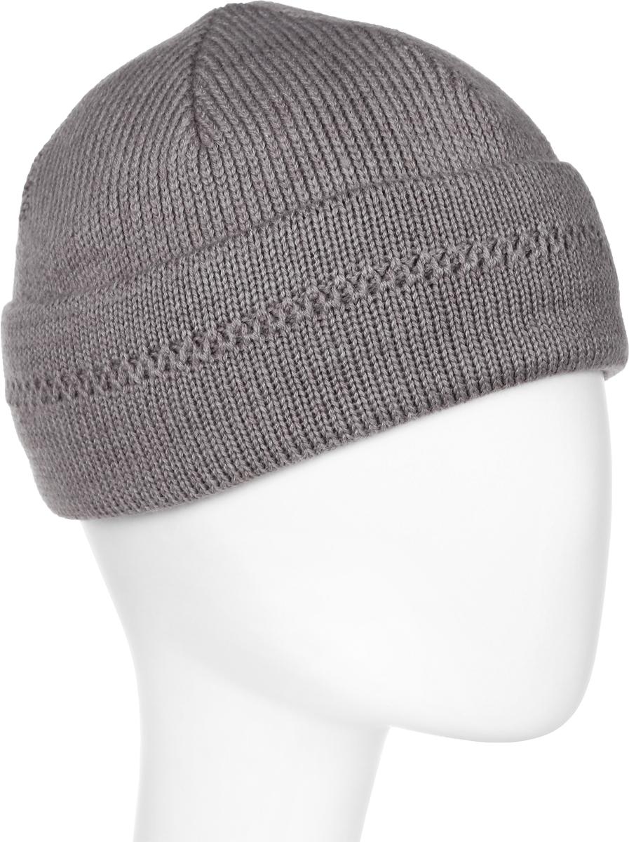 Шапка мужская Marhatter, цвет: светло-бежевый. Размер 57/59. MMH5849/2MMH5849/2Отличная классическая шапка, подойдет для спортивных мероприятий и для повседневной жизни. Модель для тех, кто ценит комфорт и стиль.