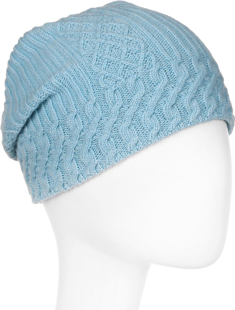 Шапка женская Marhatter, цвет: светло-зеленый. Размер 56/58. MWH6532/3MWH6532/3Стильная шапка добавит уникальность вашему образу. Данная модель мягкая и комфортная на ощупь. Модель на полном флисе.